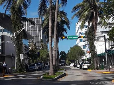 Miami Beach Condo For Sale: 1610 Michigan #5