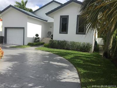 Surfside Single Family Home For Sale: 9181 Byron Ave