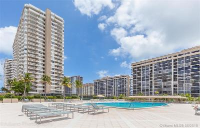 Hallandale Condo For Sale: 1985 S Ocean Dr #19E