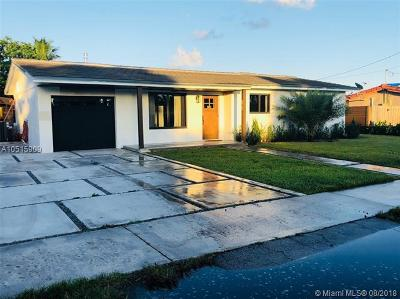 Hialeah Single Family Home For Sale: 8085 W 14th Ave