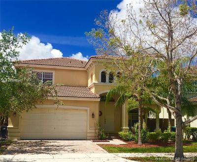 Cutler Bay Single Family Home For Sale: 20758 SW 90th Pl