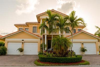 Cutler Bay Single Family Home For Sale: 18714 SW 76th Ct