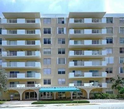 North Bay Village Condo For Sale: 1455 N Treasure Dr #1C