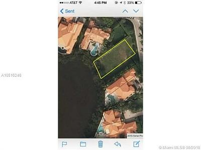 Coral Gables Residential Lots & Land For Sale: 13670 SW Deering Bay Dr