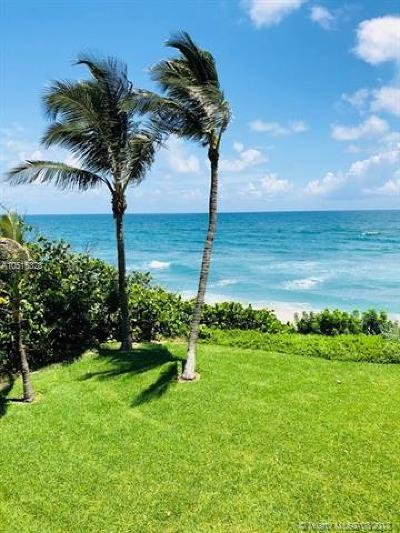 Tequesta Condo For Sale: 400 Beach Rd #201