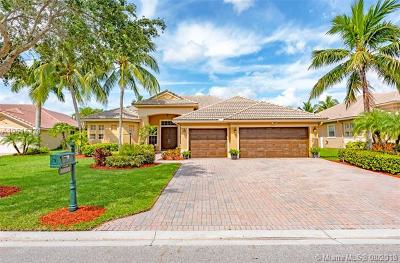 Parkland Single Family Home For Sale: 6637 NW 108th Ter