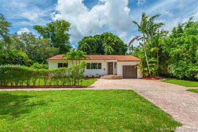 Miami Shores Single Family Home For Sale: 130 NE 97th St