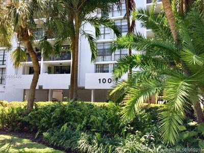 Key Biscayne Condo For Sale: 100 Ocean Lane Dr #405