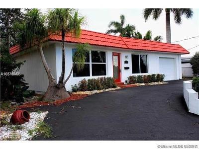 Pompano Beach Single Family Home For Sale: 251 SE 11th St