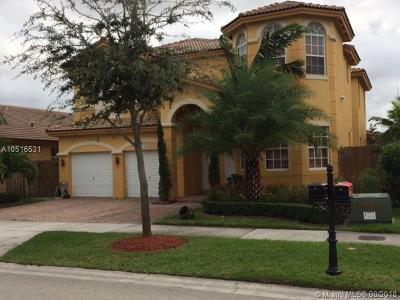 Single Family Home For Sale: 11060 NW 84th St