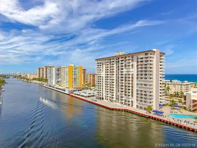 Hollywood Condo For Sale: 1500 S Ocean Dr #4K
