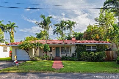 Biscayne Park Single Family Home For Sale: 655 NE 115th St