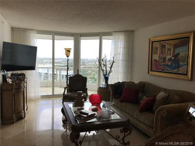 Aventura Condo For Sale: 21055 Yacht Club Dr #2906
