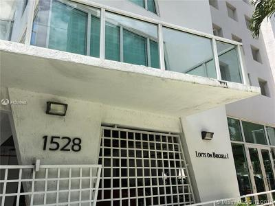 Condo Active With Contract: 1528 Brickell Ave #109