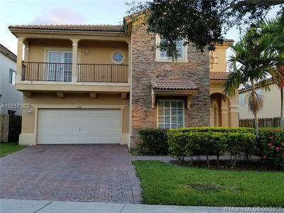 Cutler Bay Single Family Home For Sale: 9430 SW 224th Ter
