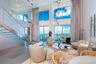 Miami Beach FL Condo For Sale: $6,495,000