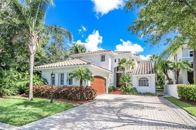 Doral Single Family Home For Sale: 4681 NW 93rd Doral Ct