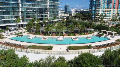 Apogee, Apogee South Beach, Apogee Condo Condo For Sale: 800 S Pointe Dr #1903