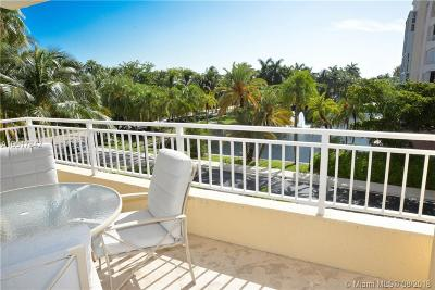 Key Biscayne Condo For Sale: 765 Crandon Blvd #210