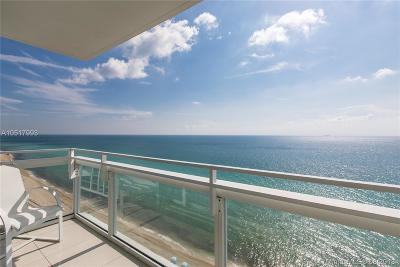 Miami Beach Condo For Sale: 6801 Collins Ave #LPH17