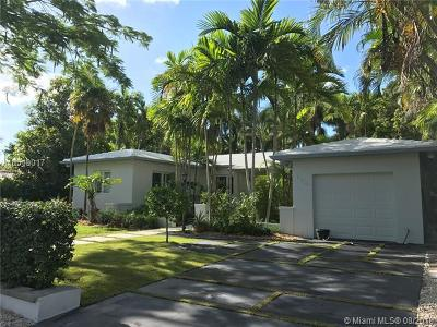 Miami-Dade County Single Family Home For Sale: 620 NE 52nd Ter