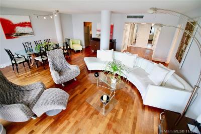 Miami Beach Condo For Sale: 900 Bay Dr #422