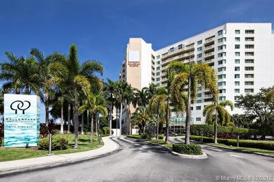 Fort Lauderdale Condo For Sale: 2670 E Sunrise Blvd #517