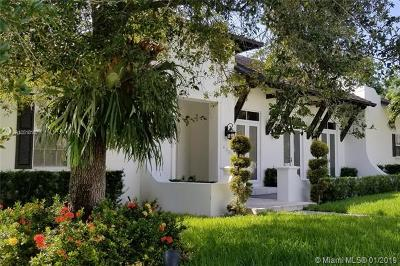 Miami Single Family Home For Sale: 6501 SW 85th St