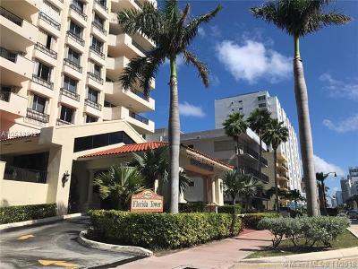 Miami Beach Condo For Sale: 6422 E Collins Ave #302