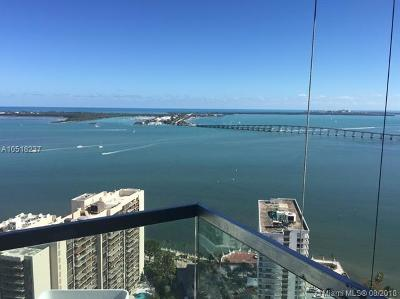 Echo Brickell, Echo Brickell Condo Condo For Sale: 1451 Brickell Ave #2004