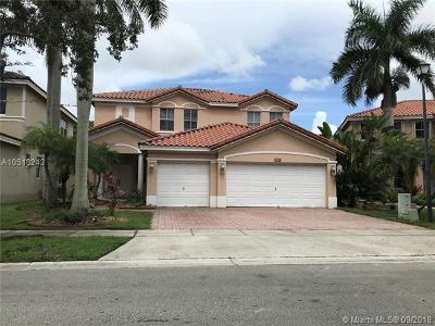 Miramar Single Family Home For Sale: 3857 SW 164th Ter