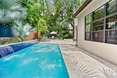 Coconut Grove Single Family Home For Sale: 1780 Espanola Dr