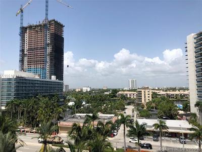 Hollywood Condo For Sale: 3901 S Ocean Dr #7V