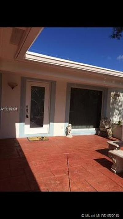 Fort Lauderdale Single Family Home For Sale: 4770 NE 4th Ave