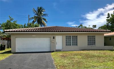 Fort Lauderdale Single Family Home For Sale: 1430 NE 62nd St