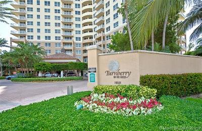 Aventura Condo For Sale: 19501 W Country Club Dr #2513