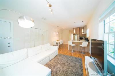 Miami Beach Condo For Sale: 1117 Euclid Ave #202