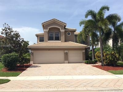 Boynton Beach Single Family Home For Sale: 8575 Breezy Oak Way