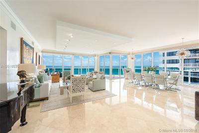 Bal Harbour Condo For Sale: 10225 Collins Ave #702
