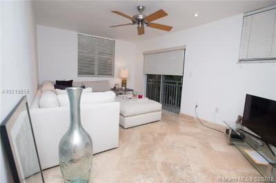 Miami Beach Condo For Sale: 1614 Euclid Ave #21