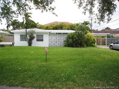 Key Biscayne Single Family Home For Sale: 544 Warren