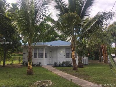 Miami-Dade County Single Family Home For Sale: 5602 NW 6th Ave