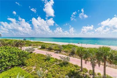 Miami Beach Condo For Sale: 7135 Collins Ave #516