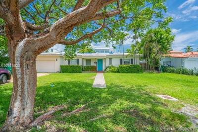 Key Biscayne Single Family Home For Sale: 737 Ridgewood Rd