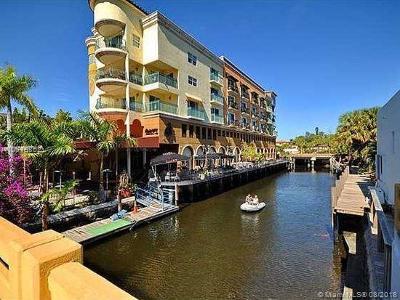Fort Lauderdale Condo For Sale: 1111 E Las Olas Blvd #414