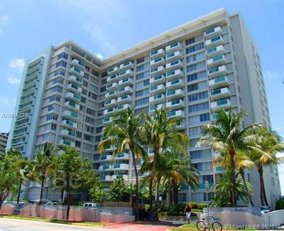 Miami Beach Condo For Sale: 1200 West Ave #1410