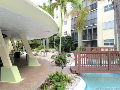 Fort Lauderdale Condo For Sale: 5321 NE 24th Ter #103A