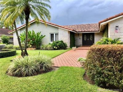 Miami Single Family Home For Sale: 12121 SW 97th Ter