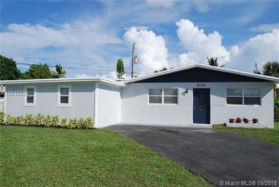 Palm Beach Gardens Single Family Home For Sale: 9202 Reed Dr
