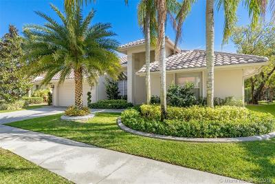 Weston Single Family Home For Sale: 912 Spoonbill Cir